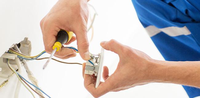 Branchements de prises - Électricité