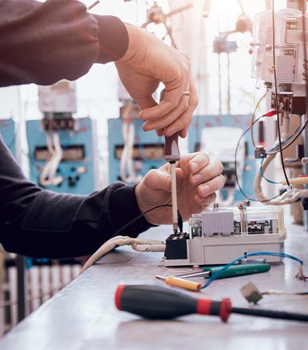 Électricité générale pour professionnels près de Saint-Quentin