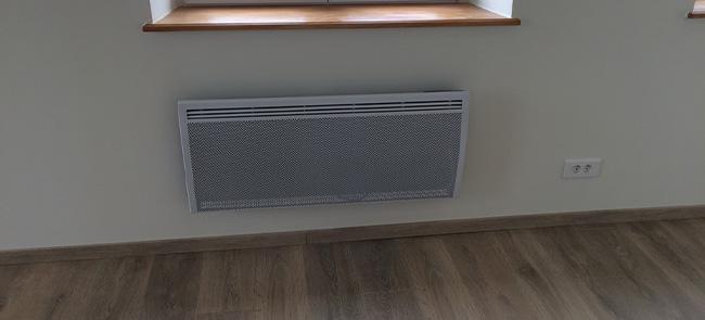 Installation de radiateur - chauffage électrique près de Saint-Quentin