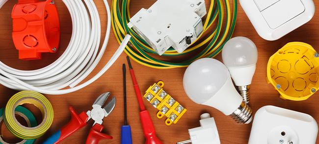 Vente de matériel électrique pour particuliers et professionnels près de Saint-Quentin