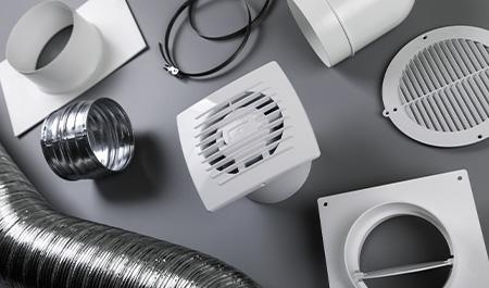 Matériel système de ventilation près de Saint-Quentin